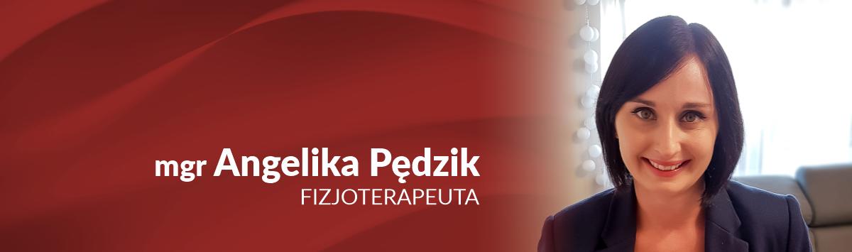Angelika Pędzik fizykoterapia centrum medyczne cmp