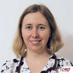 Ewa Łubieńska internista Centrum Medyczne CMP
