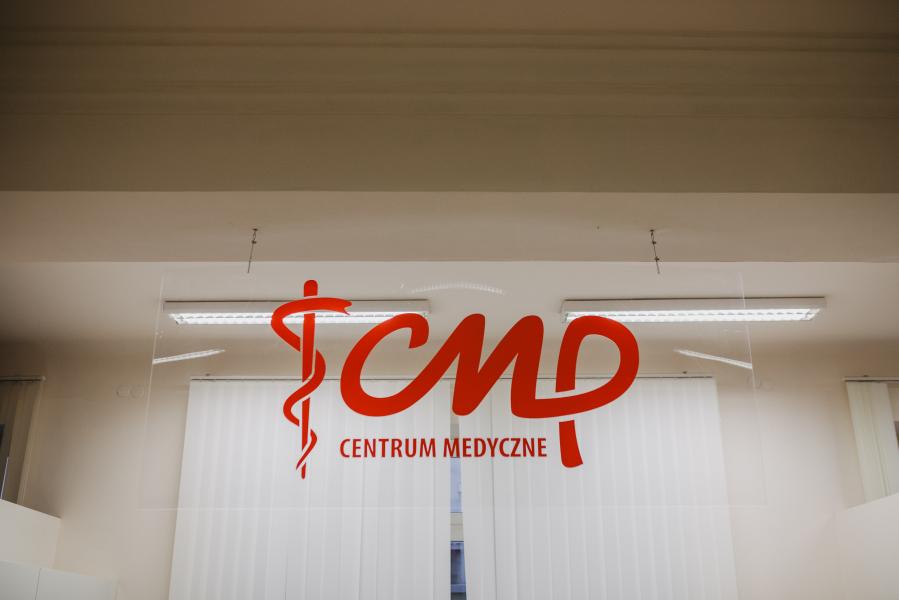 Przychodnia CMP Mariańska - logo