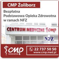 Deklaracja POZ- Podstawowa Opieka Zdrowotna w ramach NFZ- w CMP Żoliborz!