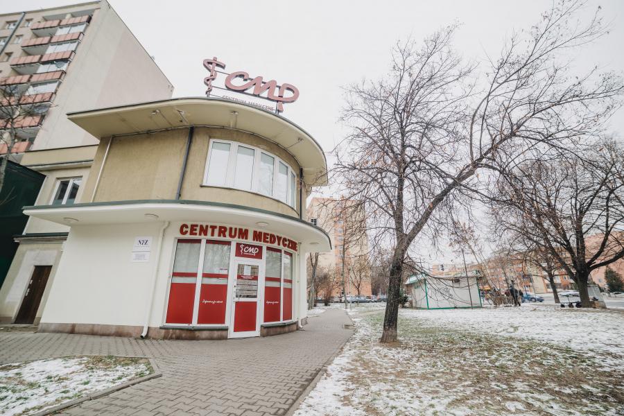Przychodnia CMP Warszawa Ochota - siedziba