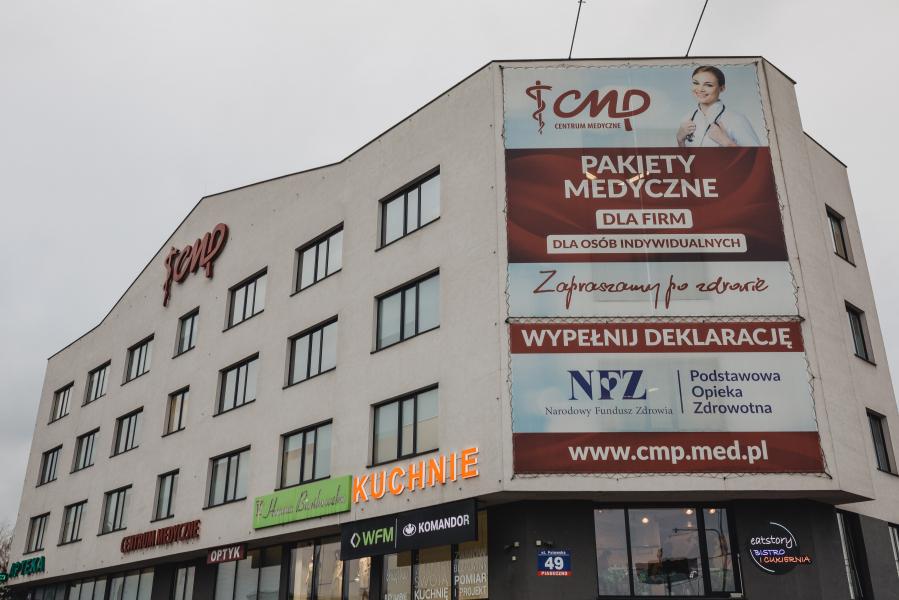 Przychodnia CMP Piaseczno - siedziba