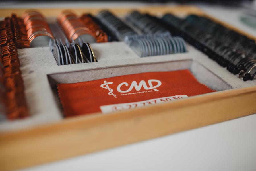 Przychodnia CMP Piaseczno - okulista