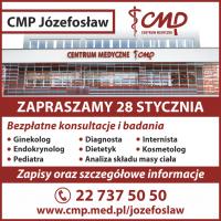 przychodnia Józefosław Centrum Medyczne CMP