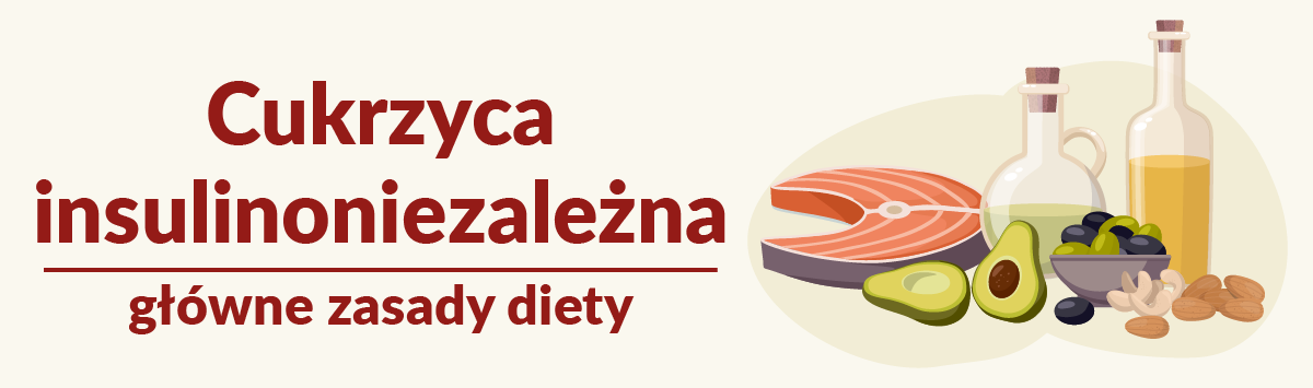 Dieta dla osób z cukrzycą insulinoniezależną