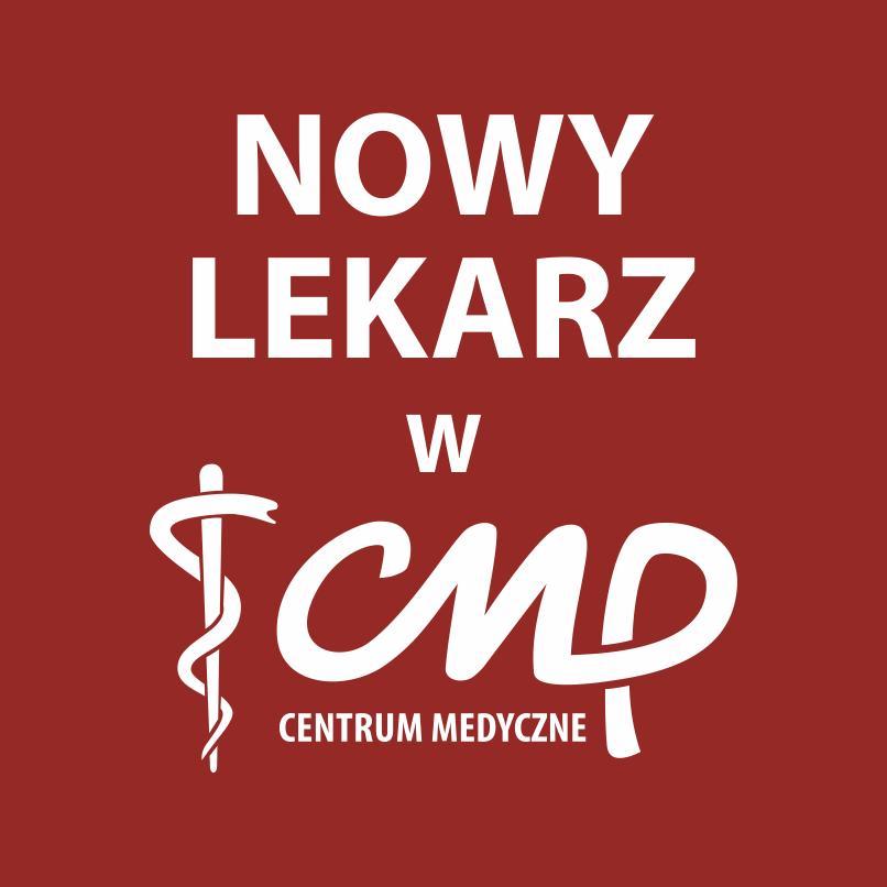 Nowy diabetolog w Centrum Medycznym CMP Józefosław!