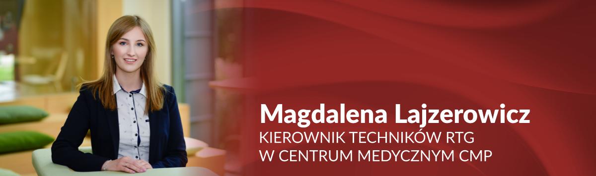 Magdalena Lajzerowicz cmp piaseczno cmp warszawa rtg