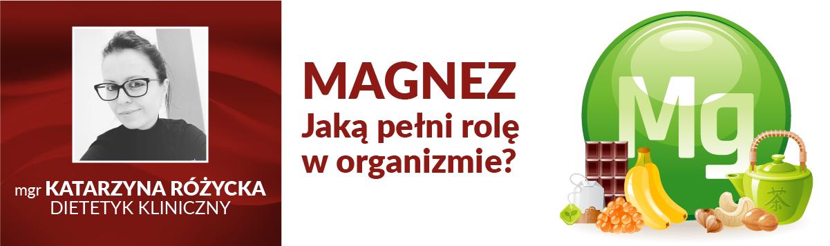 Magnez – objawy niedoboru i nadmiaru, suplementacja, źródła w pożywieniu – dietetyk z CMP Piaseczno