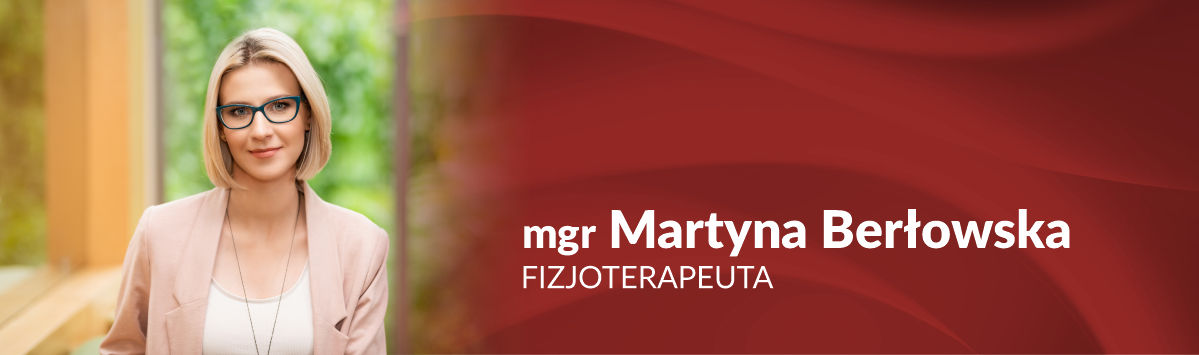 martyna berłowska rehabilitacja cmp