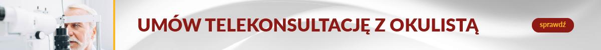 umów telekonsultację z okulistą