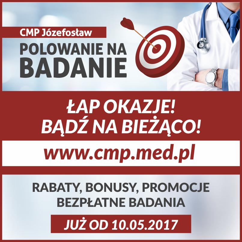 Promocyjne ceny konsultacji pediatrycznej w CMP Józefosław!