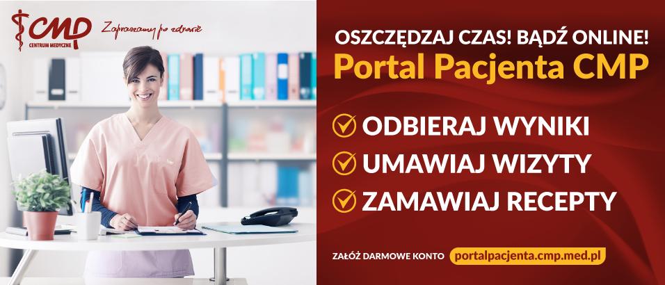 Portal pacjenta CMP