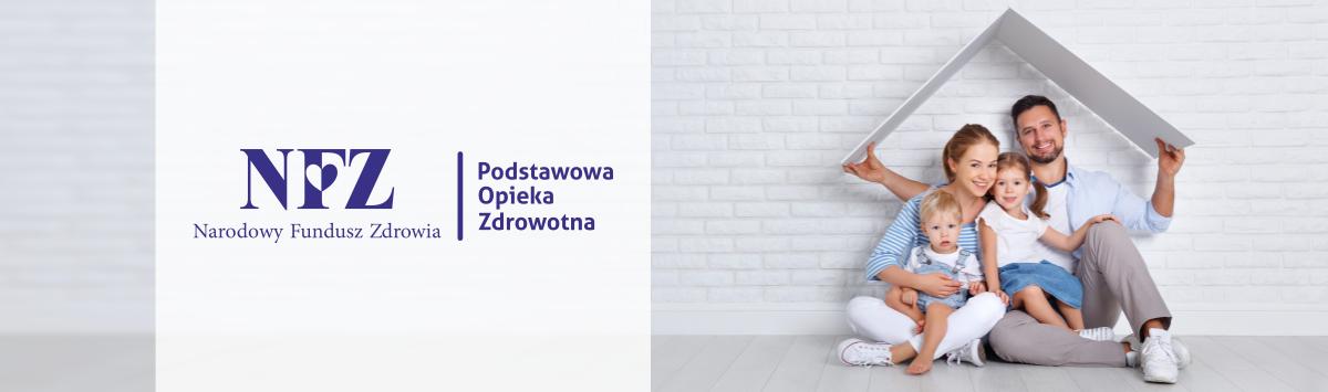 Deklaracja POZ- Podstawowa Opieka Zdrowotna w ramach NFZ- przychodnia CMP Łomianki i CMP Józefosław