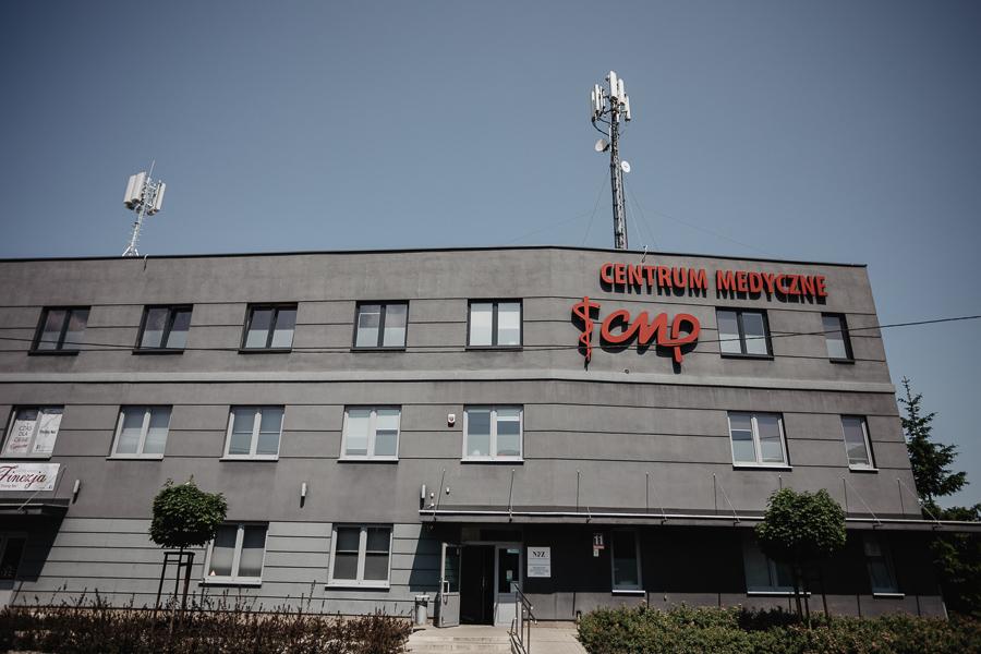 Przychodnia CMP Warszawa Białołęka - siedziba