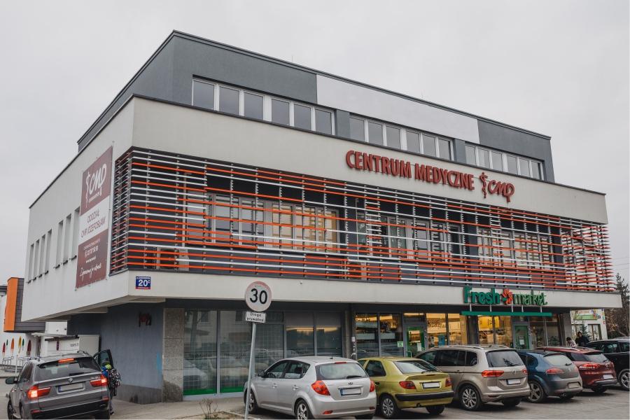 Przychodnia CMP Józefosław - siedziba