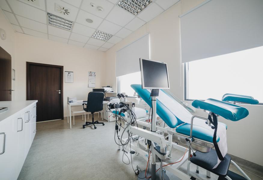 Przychodnia CMP Warszawa Ursynów - ginekolog