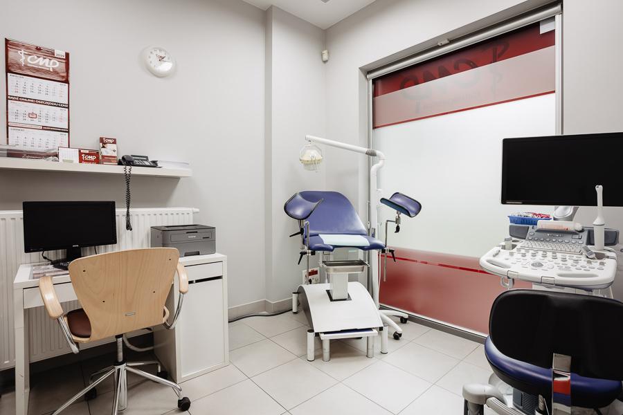Przychodnia CMP Warszawa Wola - ginekolog