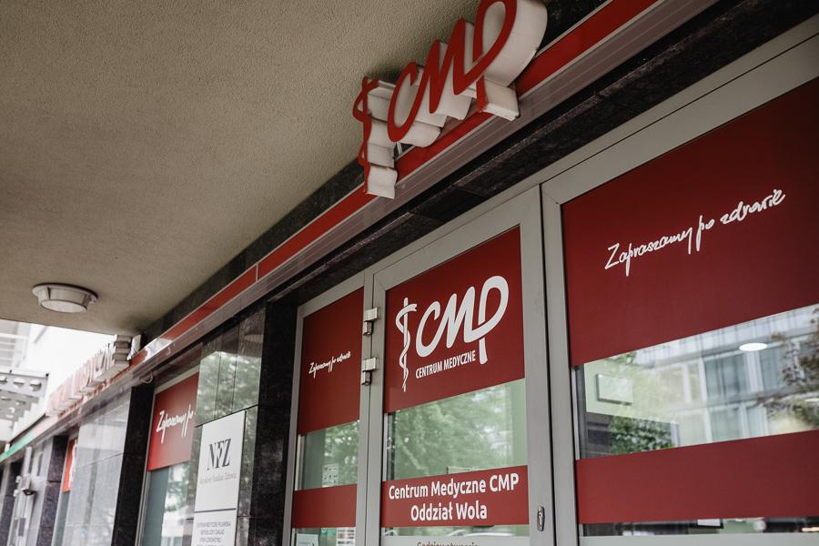 Przychodnia CMP Warszawa Wola