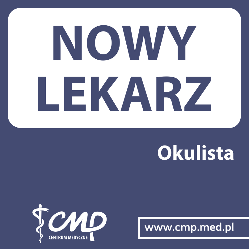 okulista Piaseczno, okulista Warszawa Centrum Medyczne CMP