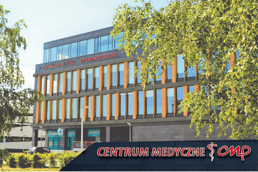 Przychodnia CMP Warszawa Wilanów - Siedziba