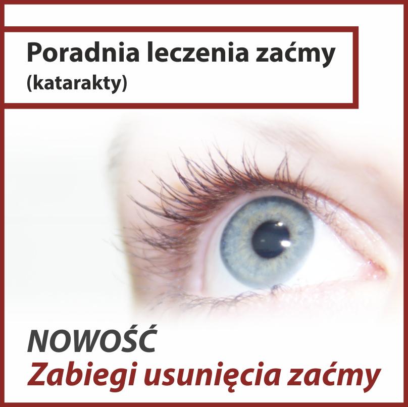 zabie usunięcia zaćmy Piaseczno, zabieg usunięcia zaćmy Warszawa, Centrum Medyczne CMP
